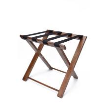 FSC Wood Folding Luggage Rack For Hotel Supplies