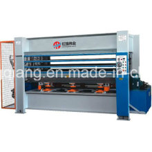 (BY214X8/10(3)) Woodworking Hydraulic Hot Press Machine/ Wood Milling Machine