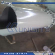 Tubo de la estructura de acero para la draga (USC-4-011)