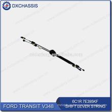 Genuine Transit V348 MT82 Palanca de cambio Stay Wire 6C1R 7E395 KF