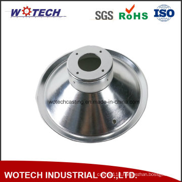Wotech OEM ODM Metal Spinning for Lighting Industry