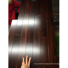 Exquisite Style Good Feel Touching Indonesia Rose Wood Engineered Flooring