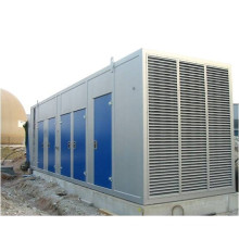 100kW 125kVA Natural Gas Biogas Generator set MAN Brand