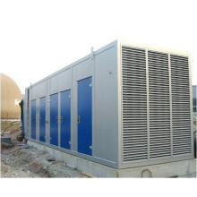 100kW 125kVA генератор биогаза для природного газа MAN