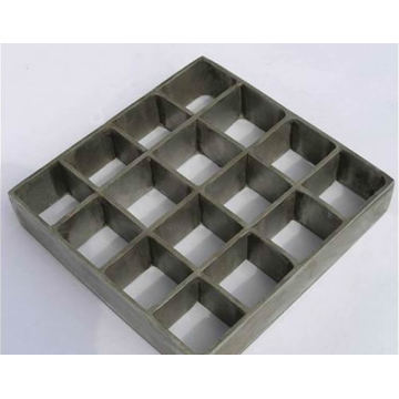Tugas Berat Berat Locked Steel Grating