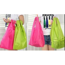 2017 hotsell Nylon Reusable Foldable Shopping Bags