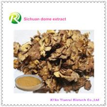 Extracto de rizoma de Sichuan Lovage 100% natural / Extracto de cúpula de Sichuan