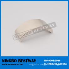 Hot Sale Ni Coating Arc Permanent Neodymium Magnet