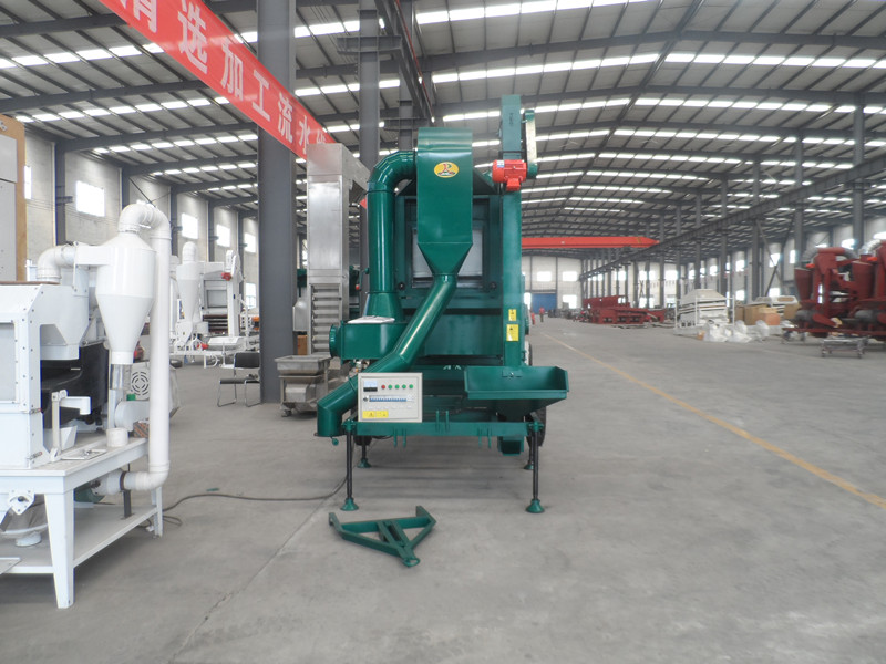 Universal Type Soybean Seed Cleaner