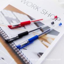Gel pen bullet point student test rollerball pen