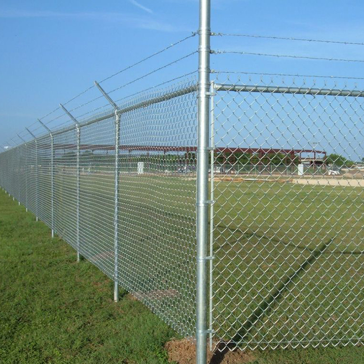 used chain link fence2