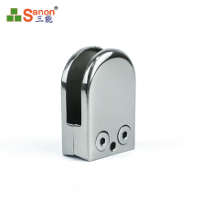 2020 hot-sale  Food grade stainless steel glass clamp  column  glass clip  balustrade glass clip hunting series