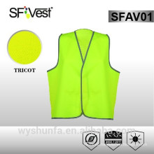 AS/NZS high visibility work safety vest