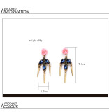 2014 New Arrival Luxury Fashion Earring