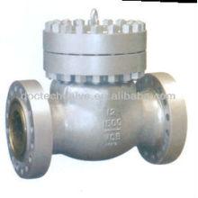 Проверьте клапан CF8m