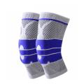 High quality Nylon & spandex volleyball knee brace