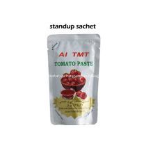 Bolsa de tomate con pasta de 70g con el mejor material