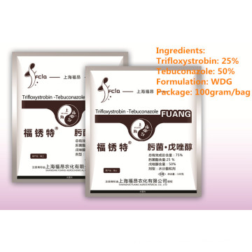 High Efficient Agrochemical Fungicide Formaulation Wdg Trifloxystrobin&Tebuconazole