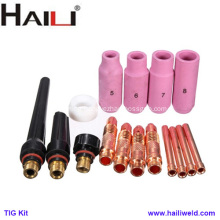 TIG Welding Torch Consumables Accessories