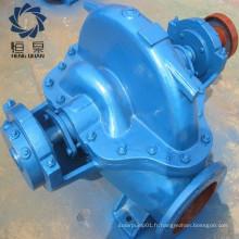 Pompe à eau centrifuge à irrigation à double aspiration type S