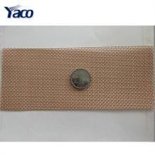 Alibaba China copper brass mesh copper wire mesh price list for sale