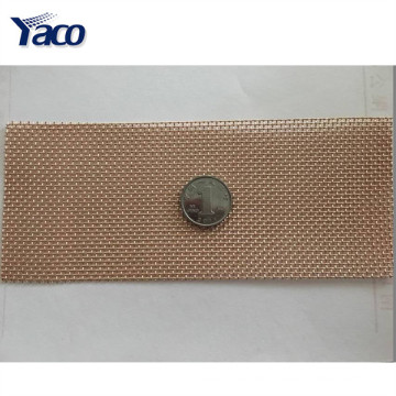 Alibaba China copper brass mesh copper wire mesh price list for sale