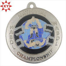 Soft Enamel Award Medal with Epoxy (XYmxl102702)