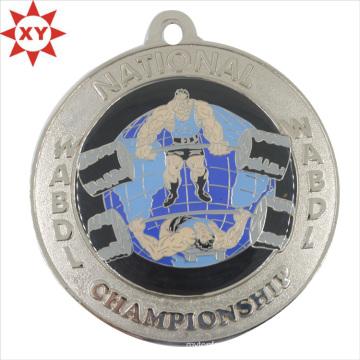 Soft Enamel Award Medal with Epoxy (XYmxl102702)