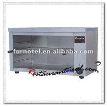 K089 Equipo de cocina eléctrico con encimera Salamander