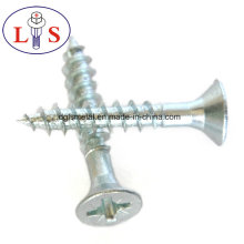 Factory Price Carbon Steel Zinc Plated Csk Head Screws