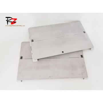 Magnesium Die Casting Bottom Base Plate untuk Laptop