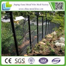 Anti-Climb Post Fixings/Corromesh 358 Weld Mesh Panel Hot China Cheap Fence Wholesale