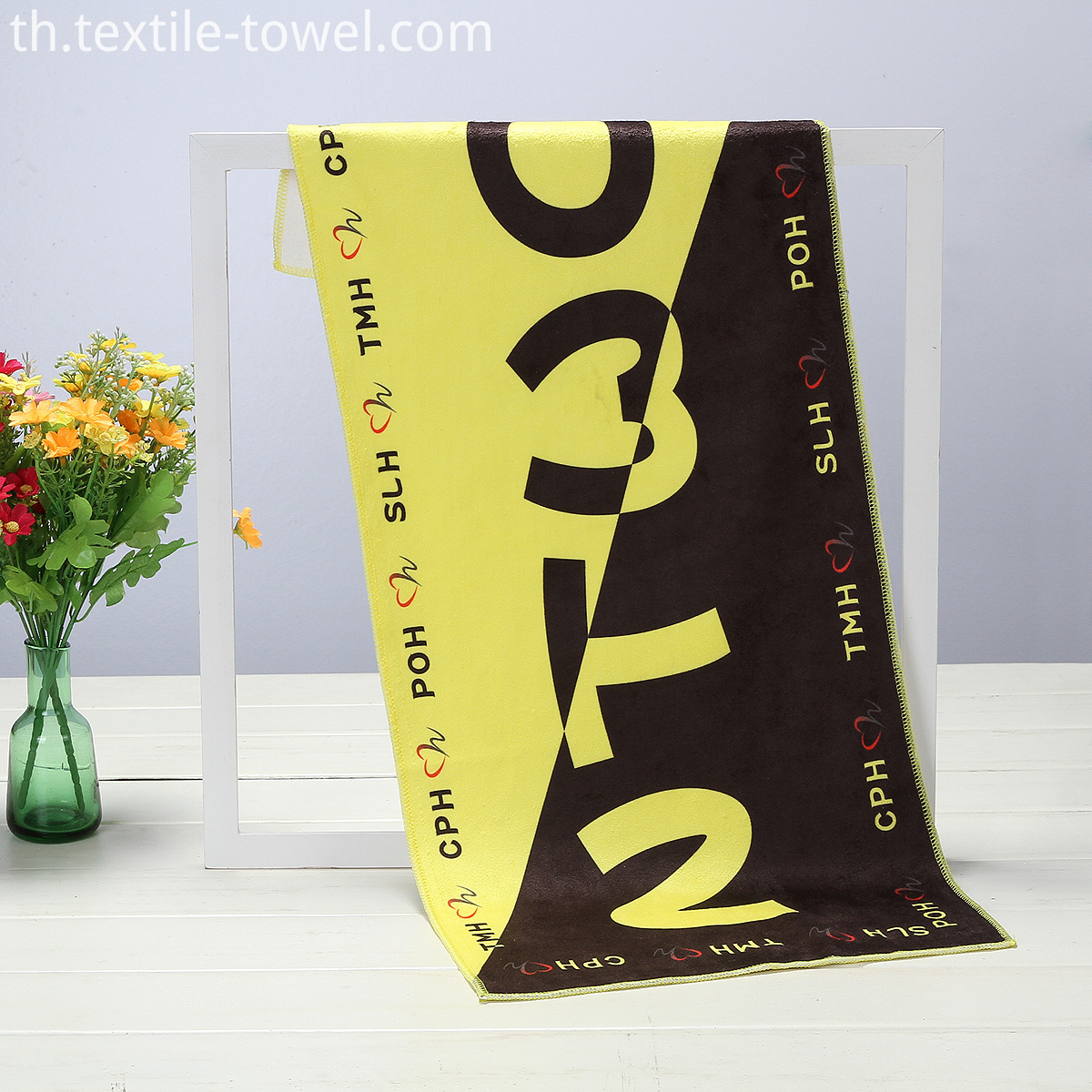 Personalized Printed Team Towels