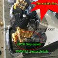2200psi 15L / Min электрическая моечная машина давления (HPW-DL1525RRC)