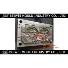 Proveedor del molde del marco del ventilador auto plástico de la inyección