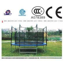 XF1103 Hotsale Kids Outdoor Trampolins de ginástica de trampolim Play Play para venda