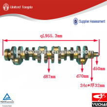 Geniune Yuchai Crankshaft for A30-1005019A-P