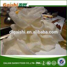 haute qualité petit sac croustillant casher fruits de mer collations crevettes / biscuits de crevettes