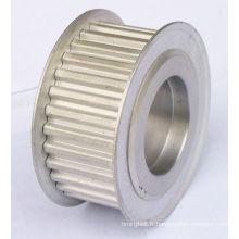 Puissance transmission industrielle courroie poulie courroie T2.5