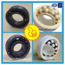 Volle Si3n4 selbstjustierende Keramikkugellager