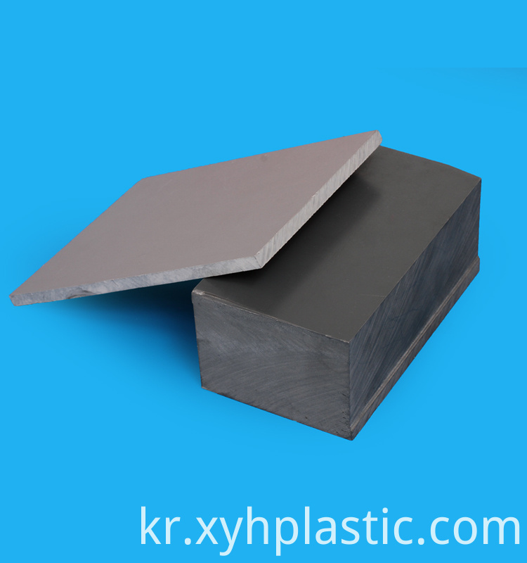 Flexible PVC Sheet