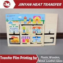 newest design heat transfer film for wood