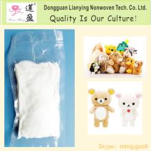 Fibre de remplissage de jouets pour enfants 100% polyester