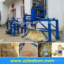 High Quality 300-500kg/H Wood Wool Making Machine with Ce