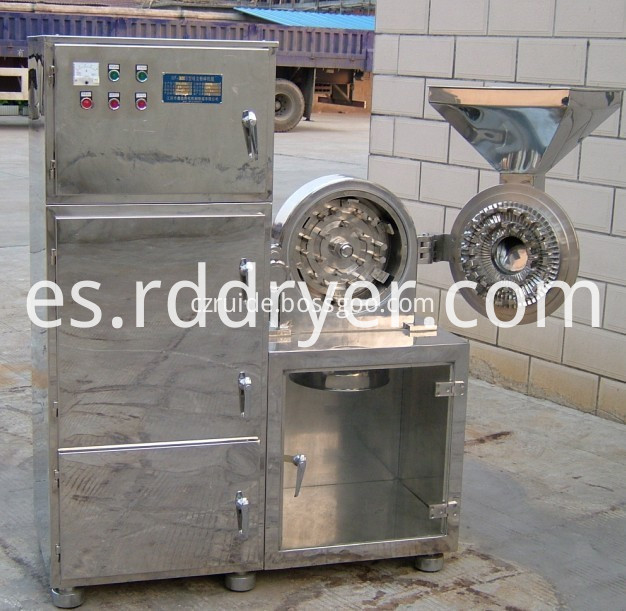 High Effect Grinding Machine