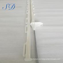 Estaca de esgrima de ganado de plástico de alta demanda / Poste eléctrico de esgrima de caballo