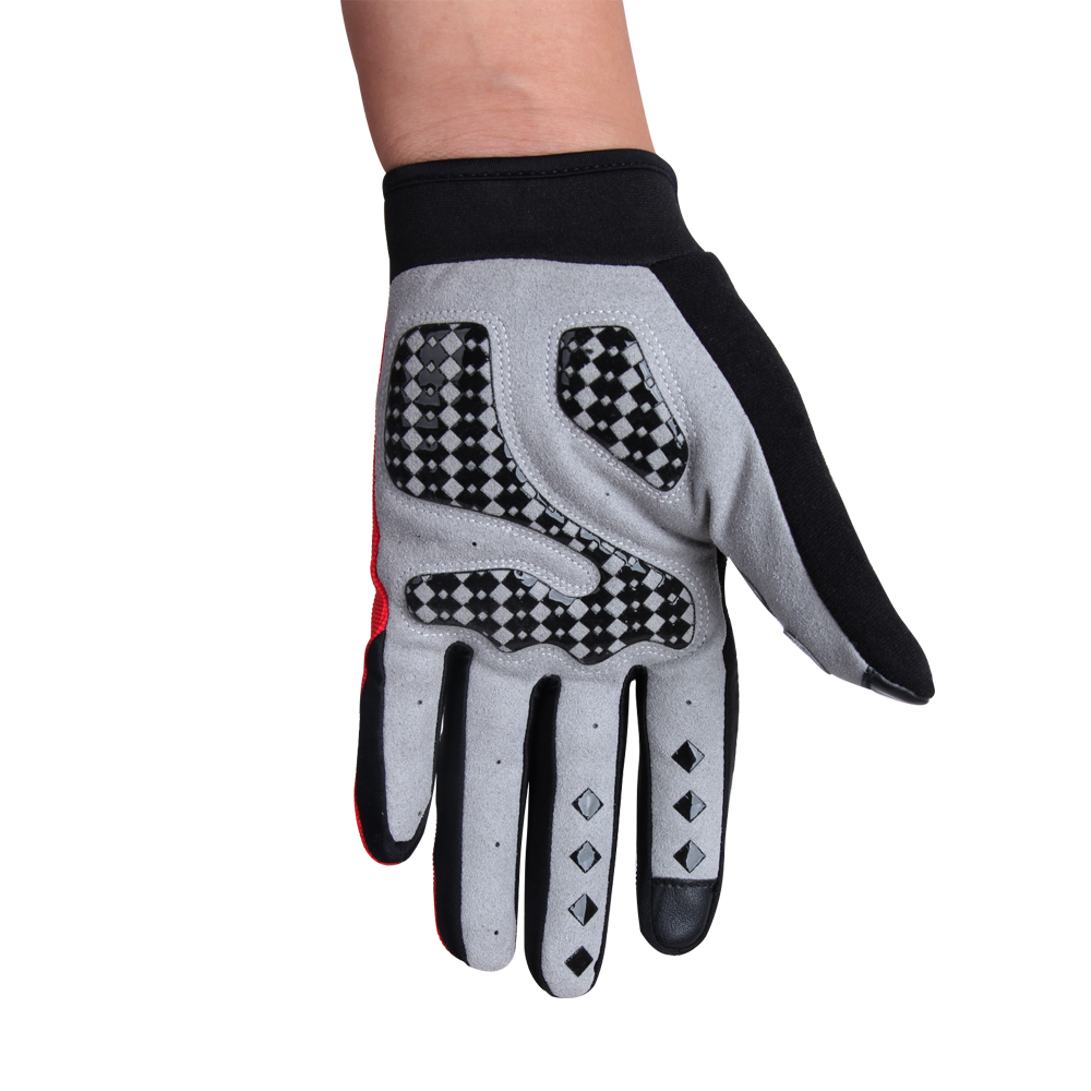 Windproof sports glove