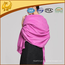 2015 New Arrival Confortável Soft Solid Color Bamboo Brushed Throw