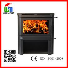 Classic CE Insert WM201-2500, cheminée à bois en métal