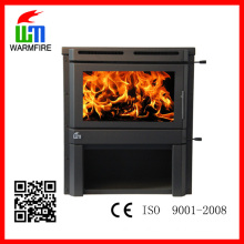 Classic CE Insert WM201-2500, Metal Wood Burning Fireplace